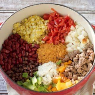 Healthy Taco Soup