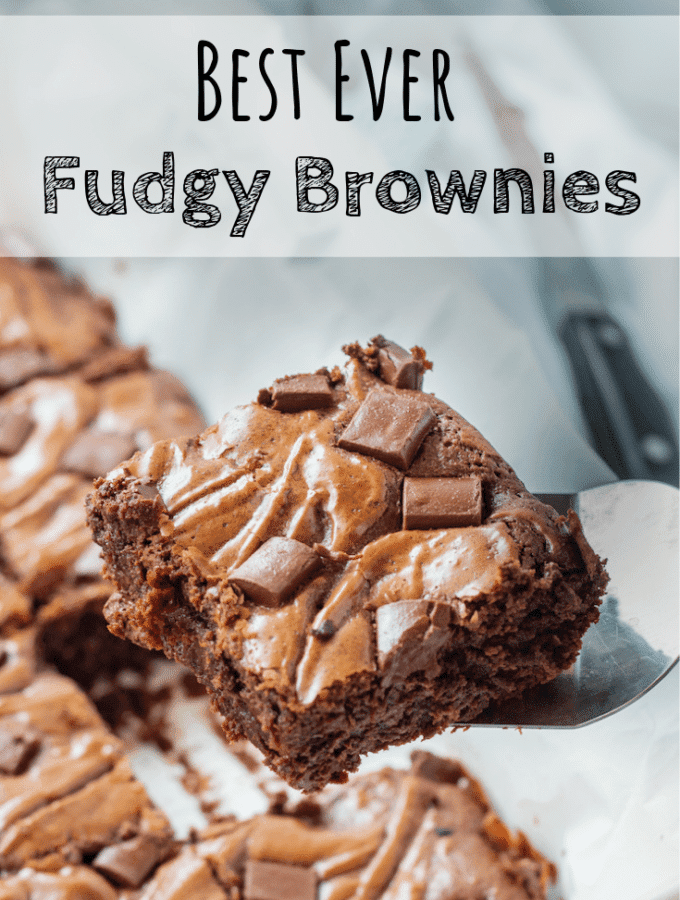 Fudgy Brownie Recipe